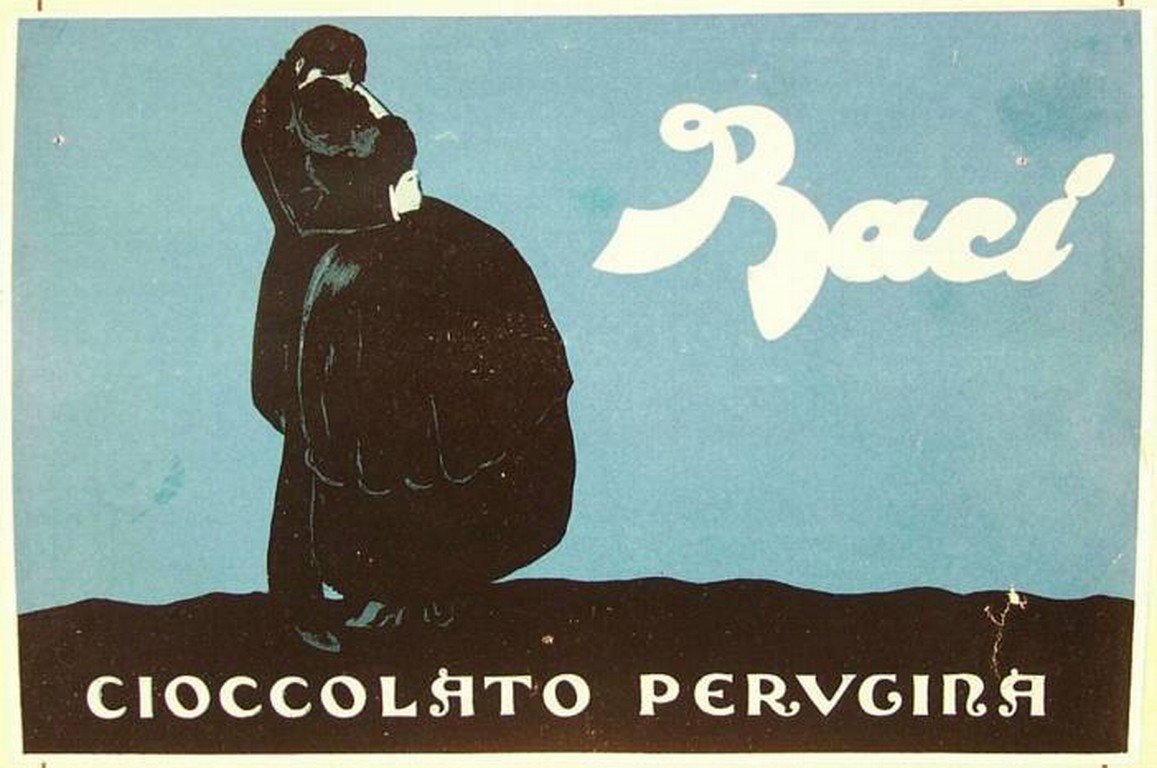 Bacio Perugina PhotoCredit Wikimedia Commons