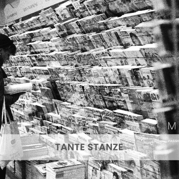 Tante stanze pensiero e foto di Emanuela Gizzi
