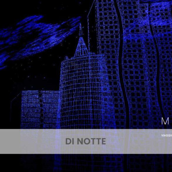 Di notte foto e pensiero di Emanuela Gizzi