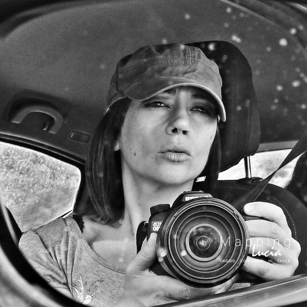 Emanuela Gizzi Fotografa ideatrice di Mapping Lucia