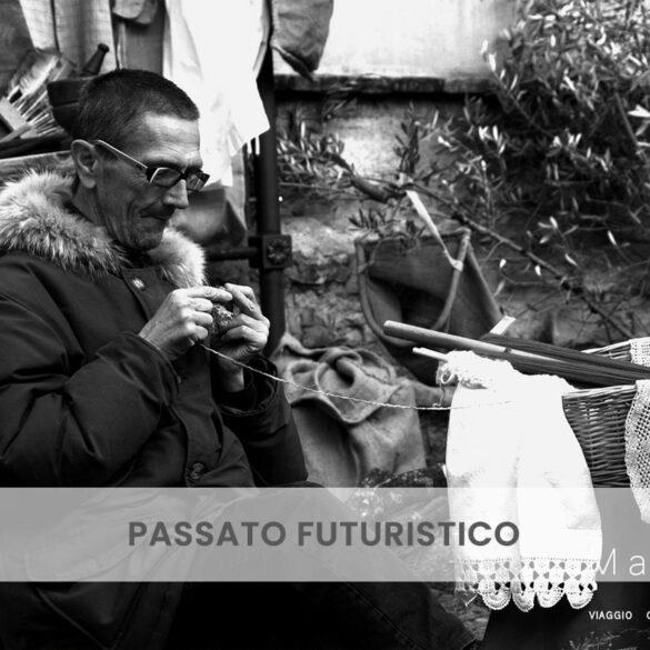 Passato Futuristico PhotoCredit Emanuela Gizzi Mapping Lucia
