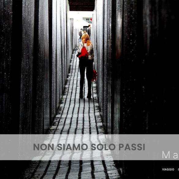 Non siamo solo passi PhotoCredit Emanuela Gizzi Mapping Lucia