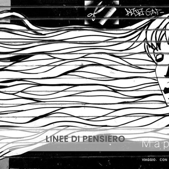 Linee di pensiero PhotoCredit Emanuela Gizzi Mapping Lucia
