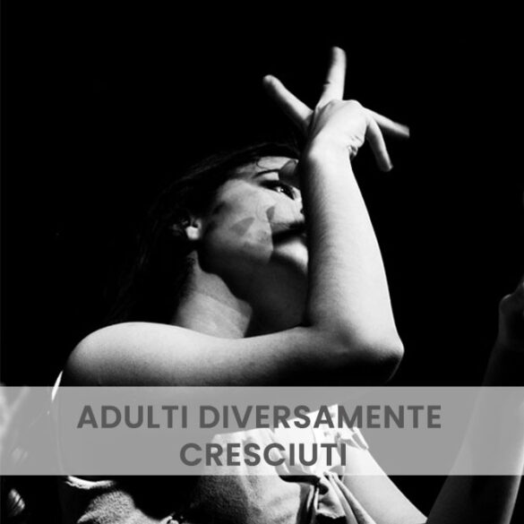 Adulti diversamente cresciuti PhotoCredit Emanuela Gizzi Mapping Lucia