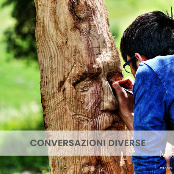 Conversazioni PhotoCredit Emanuela Gizzi Mapping Lucia