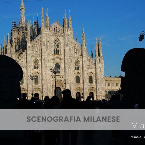 Scenografia Milanese PhotoCredit Emanuela Gizzi Mapping Luci