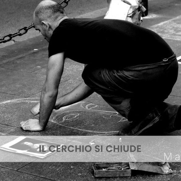 Il cerchio si chiude PhotoCredit Emanuela Gizzi Mapping Lucia.
