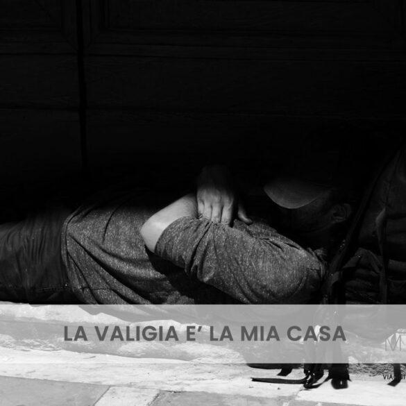 La valigia ä la mia casa PhotoCredit Emanuela Gizzi Mapping Lucia