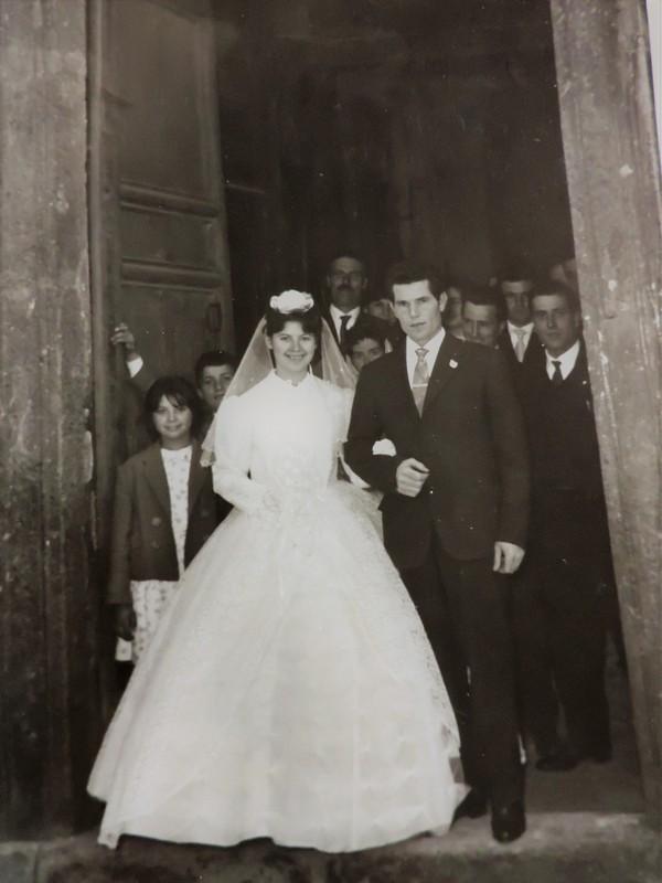 Sposi nella Chiesa Sant'Angelo