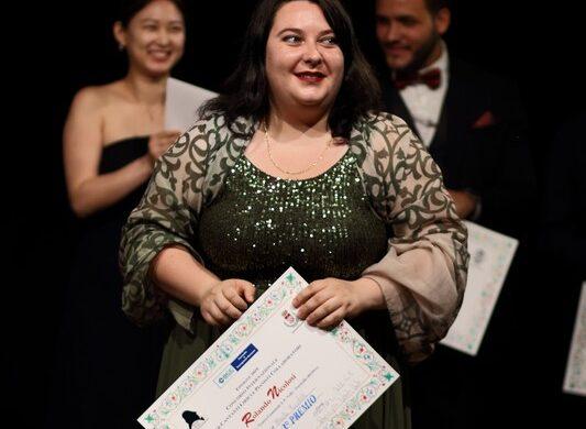 Nicoletti Maela terzo premio PhotoCredit Emanuela Gizzi Mapping Lucia91