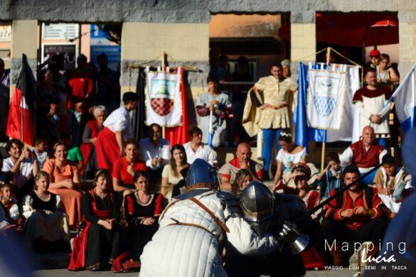 Ghironda 2019 - Fotogallery Sfilata PhotoCredit Emanuela Gizzi Mapping Lucia