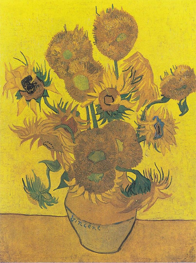 Di Vincent van Gogh repro from artbook Pubblico dominio httpscommon