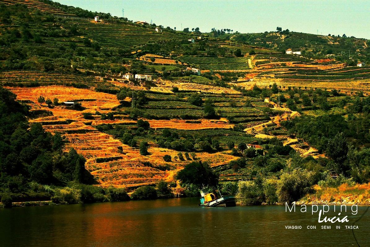 Le rive del fiume Douro Pht Emanuela Gizzi Mapping Lucia