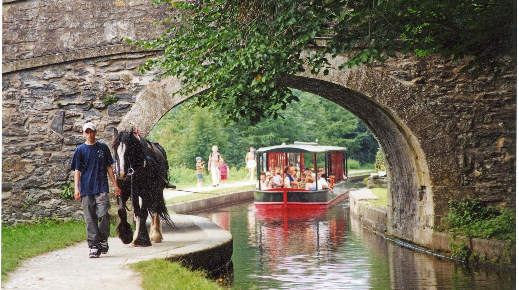 Canale di Llangollen Fonte dayoutwiththekids.co.uk