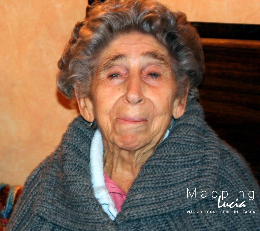 Nonna Lucia Pht Emanuela Gizzi Mapping Lucia