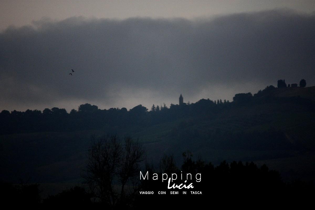 I paesaggi di emanuela gizzi Pht Emanuela Gizzi Mapping Lucia