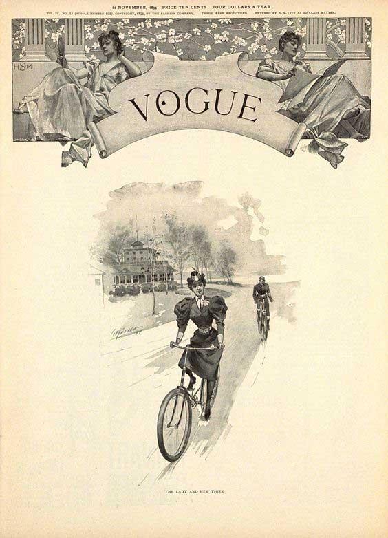 Anne Londonderry da Vogue