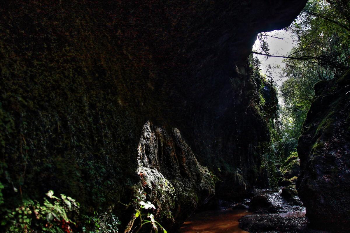 La sorgente del Crémera Pht emanuela gizzi Mapping Lucia