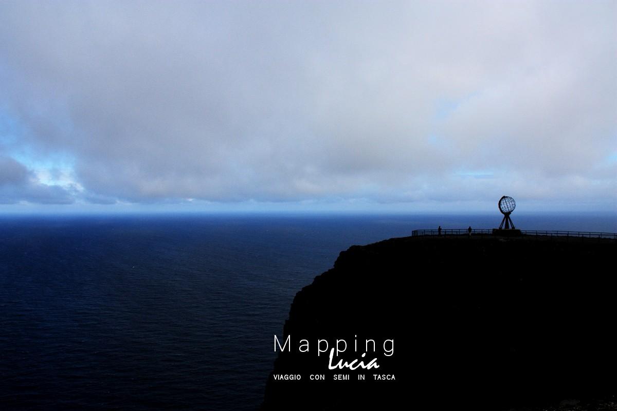 Capo Nord e il Mar Glaciale ArticoPht Emanuela Gizzi Mapping Lucia