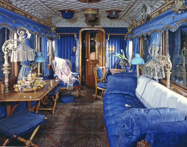 Il palazzo su ruote della Regina Victoria PhotoCredit collection.sciencemuseum.org.uk