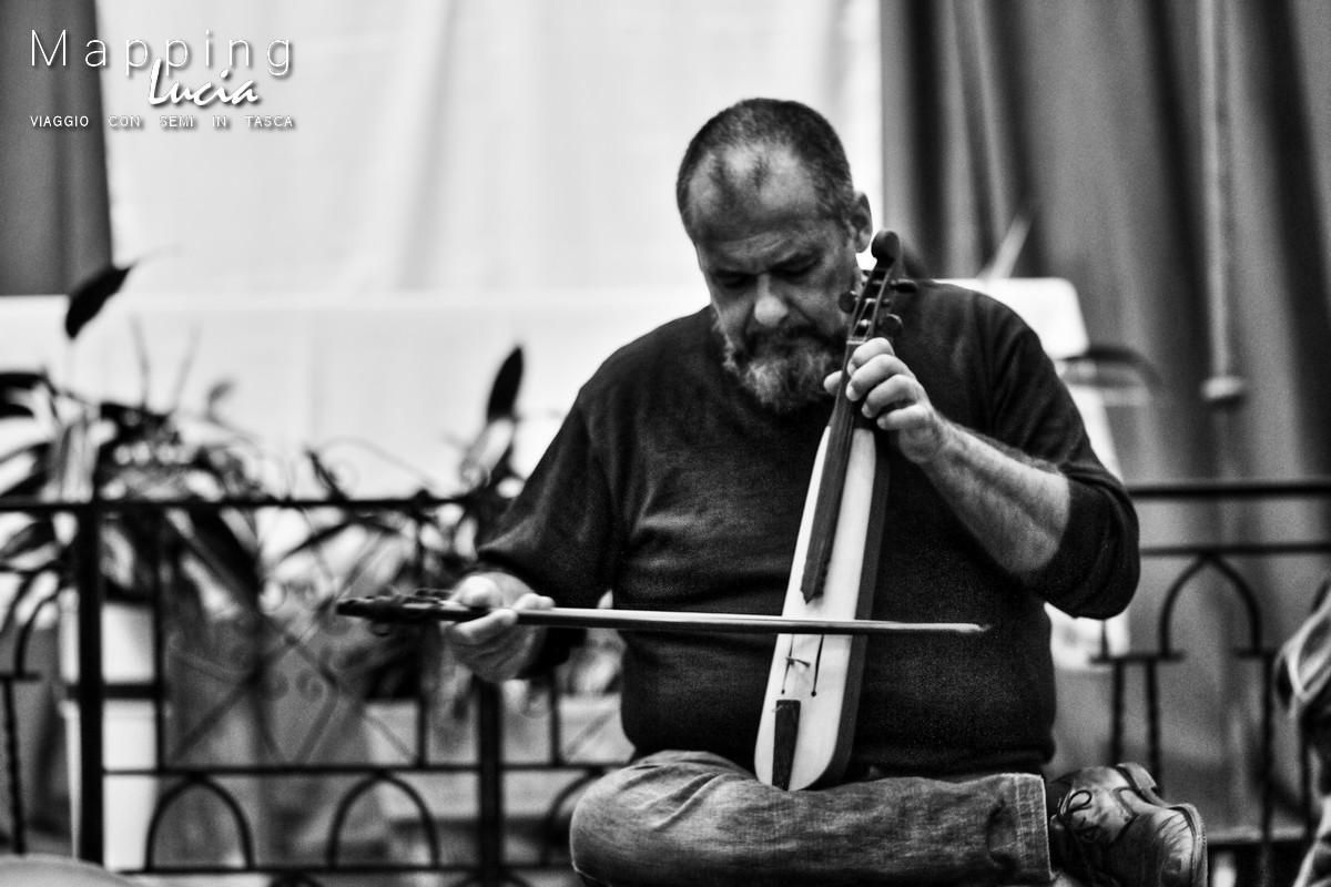 Echi di Bisanzio Maestro Mauro Tiberi pht Emanuela Gizzi Mapping Lucia